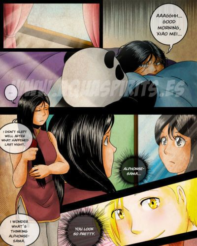 [aquarina] Facts of Life (Fullmetal Alchemist) [ongoing] - part 4