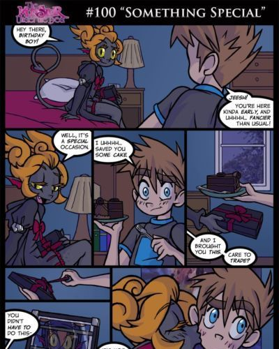 [Brandon Shane] The Monster Under the Bed [Ongoing] - part 8