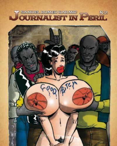 [Miss Joan] Journalist in Peril 2