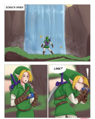 [Afrobull] A Riverside Reunion (The Legend of Zelda)