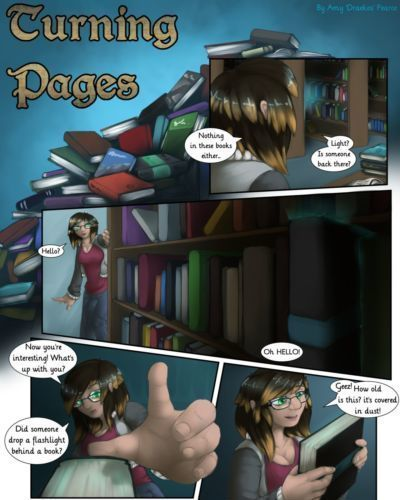 [Draekos] Turning Pages
