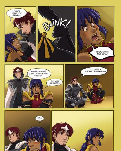 [GlanceReviver] Thorn Prince 1-6 - part 6