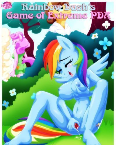 Palcomix Rainbow Dash\