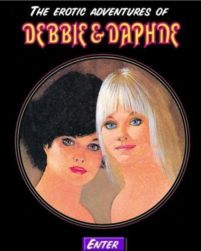 The Erotic Adventures Of Debby And Daphne