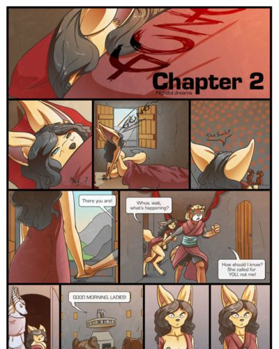 [Feretta] A Tale of Tails: Chapter 2 [Ongoing]