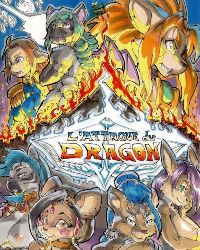[Kagemusha] Anubis Stories Chapter 3 - Dragon Attack [ongoing]