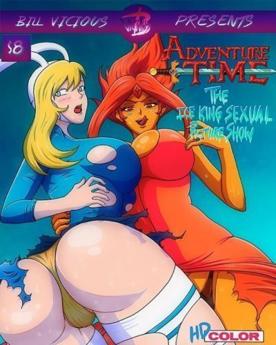 [Bill Vicious] The Ice King Sexual Picture Show (Adventure Time) [Sample]