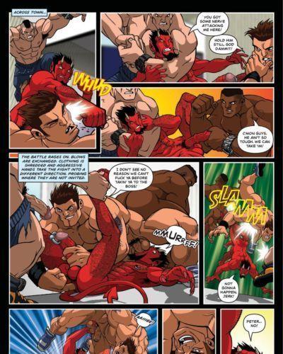 Ghostboy & Diablo 1 - Class Comics - part 2