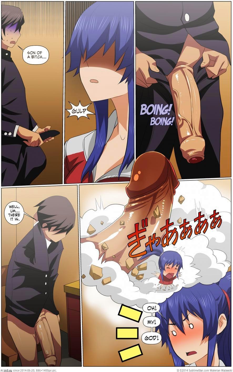 Anime God Porn manga porn comics pics photos - crpmb